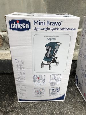Chicco Mino Bravo Stroller for Sale in Danbury, CT