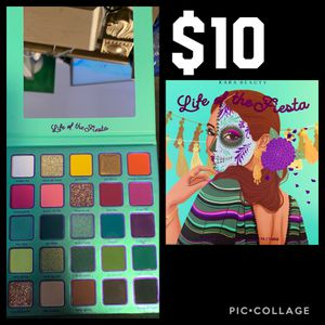 Life of the fiesta Kara beauty new palette for Sale in Greeley, CO