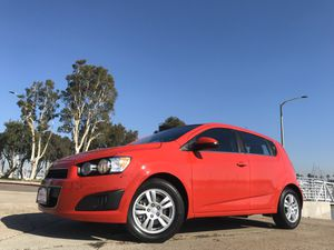 2013 Chevy Sonic LT for Sale in Chula Vista, CA