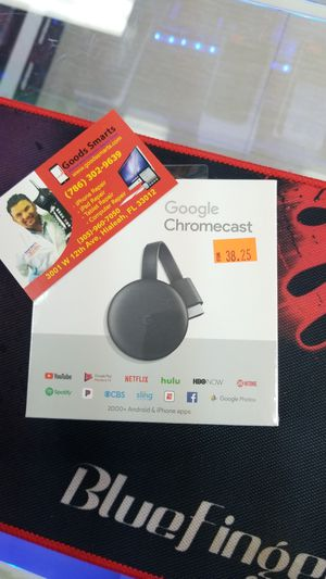 Google Chromecast for Sale in Hialeah, FL