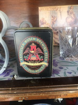 Playing cards in collectable tin for Sale in Clovis, CA