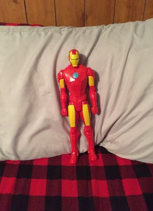 Iron man action figure for Sale in University City, MO