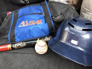 Little League Baseball Equipment for Sale in Humble, TX