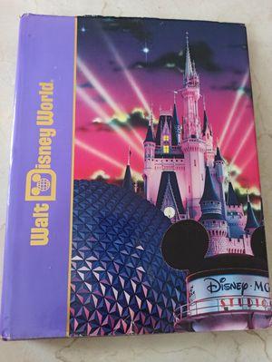Walt Disney World Disney Kingdom Editions Hardback Book for Sale in North Miami Beach, FL