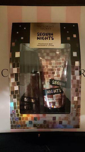 Victoria's Secret Sequin Nights Gift Set for Sale in South Gate, CA