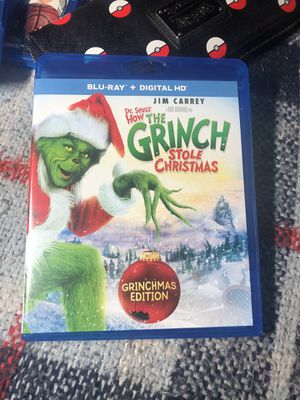 How the Grinch stole Christmas for Sale in Baldwin Park, CA