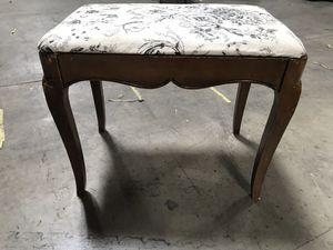 1944 Davis Cabinet Company vanity bench for Sale in Portland, OR