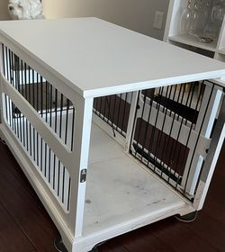 Dog Crate and Side Table In One for Sale in Atlanta,  GA