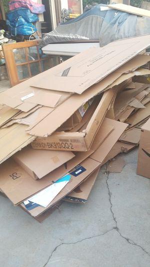 Free cardboard for Sale in Long Beach, CA