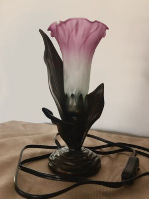 Lily Electric Lamp for Sale in Waltham, MA