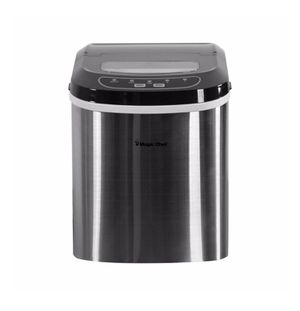 Magic Chef 27 lb. Portable Countertop Ice Maker in Stainless Steel for Sale in Phoenix, AZ