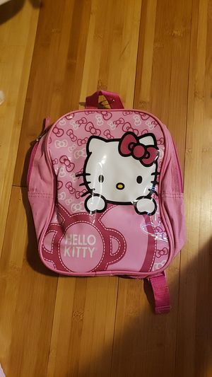 Hello kitty back pack for Sale in Lynwood, CA