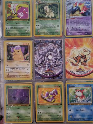 Pokemon & yo-gi-oh & dragon ball z for Sale in Buckeye, AZ