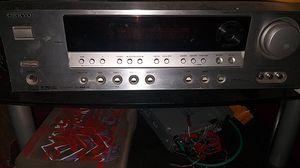 Onkyo reciever tx-sr573 for Sale in Stockton, CA