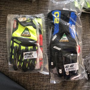 212 Performance IMPC5-88-008 Super Hi-Vis Cut and Impact Resistant Work Gloves for Sale in North Las Vegas, NV