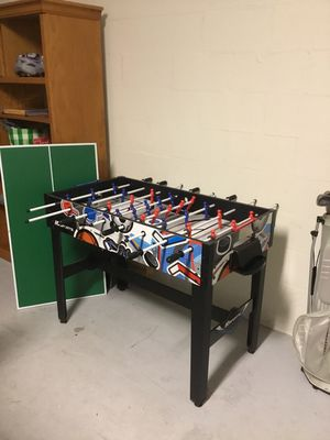"""48"""" 3 in 1 Game Table for Sale in Tampa, FL"""