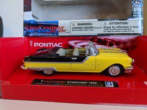 Die cast metal 55' Pontiac Starchief 1:43 scale for Sale in Tempe, AZ