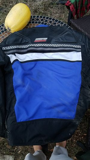 Medium First Gear Highly Protective Motorcycle Jacket for Sale in Boerne, TX