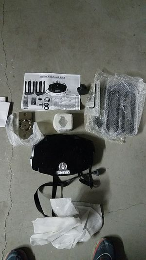Yamaha boat wakeboard rack missing some parts for Sale in Chino Hills, CA