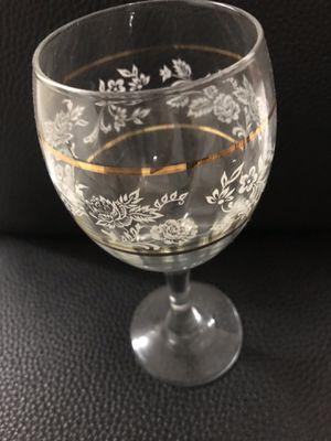 Antique wine glasses for Sale in Miami, FL