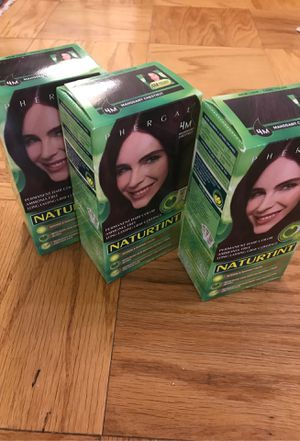 Phergal Hair Color 4 M Mahogany Chestnut ,Naturtint for Sale in Bethesda, MD