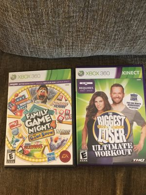 Xbox 360 games for Sale in Keizer, OR