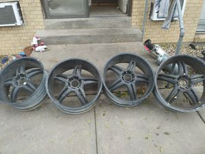 """24"""" alloy rims for Sale in Lakewood, CO"""
