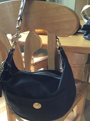 Coach Black Hobo Bag for Sale in Lynn, MA
