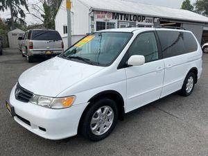 2002 Honda Odyssey EX-L for Sale in Marysville, WA
