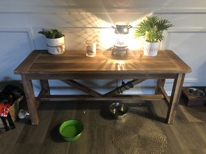 Entry table for Sale in Fort Wayne, IN