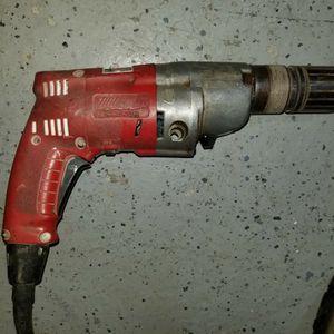 Heavy Duty Milwaukee Hole Shooter for Sale in Elmhurst, IL
