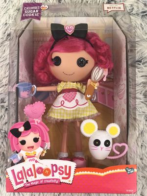 Lalaloopsy The Magic Of Creativity !!! for Sale in New Bern, NC