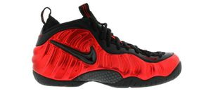 Foamposite Pro Red/BLK SIze 8 for Sale in New York, NY