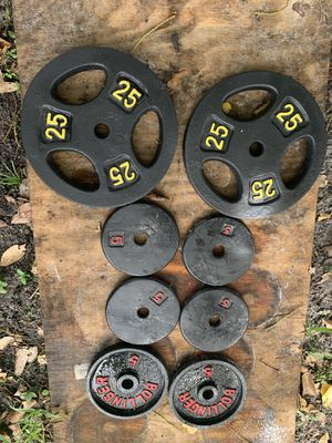 Gym weights for Sale in Hialeah, FL