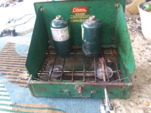 Coleman stove for Sale in Tallassee, AL