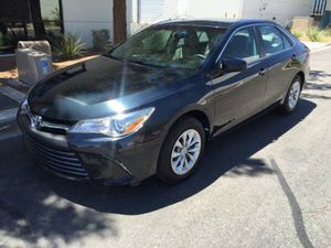 2015 Toyota Camry LE- $16,999 for Sale in Las Vegas, NV