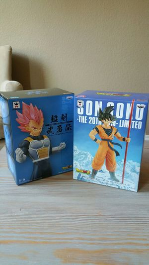 DragonBall Z collectible figures for Sale in Murrieta, CA