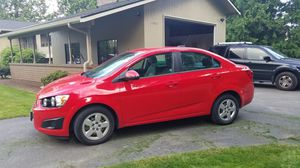 2015 Red Chevy Sonic (1 Owner) for Sale in Bothell, WA