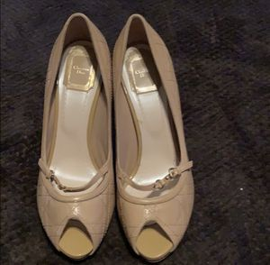 Christan dior shoes size 40 for Sale in Newark, NJ