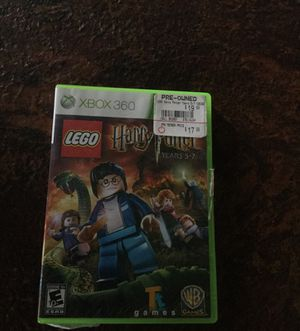 Harry Potter Xbox 360 game for Sale in Fort Meade, MD