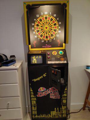 Dartboard Super 6 English Darts Arcade for Sale in Miami, FL
