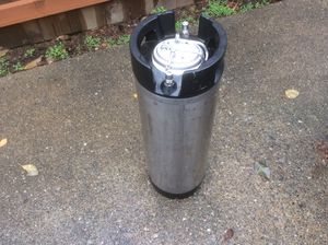 Home brew keg for Sale in Lynnwood, WA
