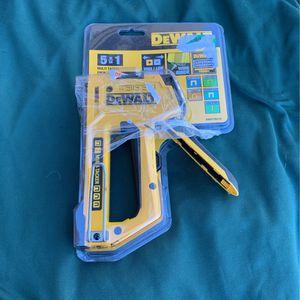DeWALT Multi-Tacker Stapler for Sale in Sun City, AZ