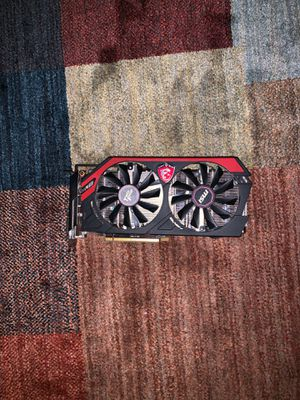 MSI Nvidia 770 graphics card for Sale in Spanish Springs, NV