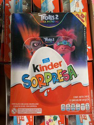 Kínder sorpresa for Sale in Hacienda Heights, CA