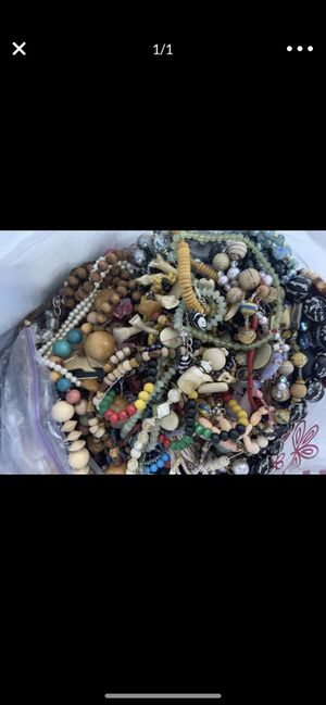 Bag of beads 25.00 for Sale in Anaheim, CA