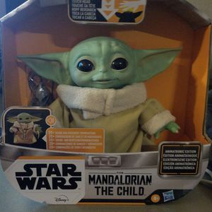 Mandalorian The Child for Sale in Federal Way, WA