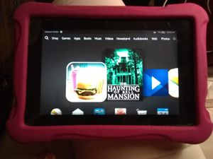 Kindle Fire tablet for Sale in Raleigh, NC