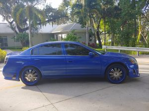 2006 Nissan Altima 2.5s 5 spd for Sale in Riverview, FL