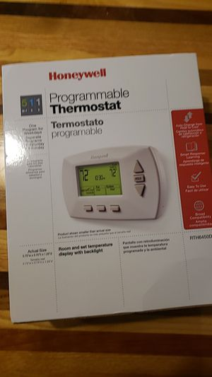 Programmable thermostat for Sale in Columbus, OH
